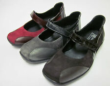 """DB Easy B """"KEIGHLEY"""" Womens Wide Fitting Mary Jane Style Shoes"""