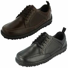 """Hush Puppies """"Belfast Oxford"""" Mens Lace Up Shoes"""