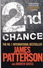 2nd Chance By James Patterson (Paperback) - New Book