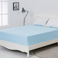 Twin/Queen/King Waterproof Non-woven Mattress Protector Cover Customized Size