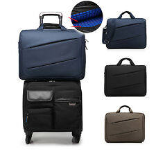 Business Briefcase Messenger for 17'' inch Laptop Computer Notebook Travel  Bag