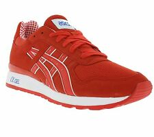 NEW asics GT-II Shoes Men's Sneakers Trainers Red H40PK 2323 trainers