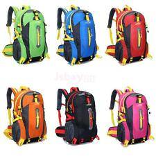 Waterproof Outdoor Sport Travel Backpack Climbing Knapsack Camping Hiking 40L