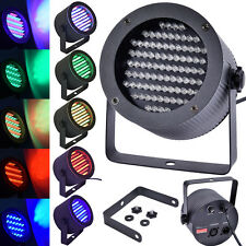 2PCs 86 RGB LED Stage Light DMX Lighting Laser Projector for DJ Party Disco
