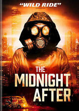 The Midnight After (DVD, 2016) New horror free shipping