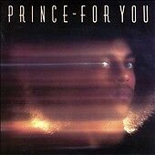 For You by Prince (Cassette, Apr-1987, Warner Bros.)