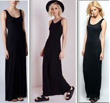 Topshop NEW Jersey Maxi Dress Size 8  NEW  RRP £28