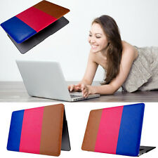 """Hard Skin Shell For Apple Macbook Air Pro Retina 13.3"""" Case Cover Rubberized"""
