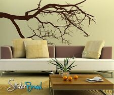 Vinyl Wall Decal Sticker Tree Top Branches 780m