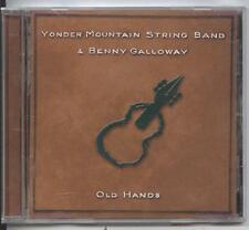 Yonder Mountain String Band & Benny Galloway - Old Hands (CD Album 2003)