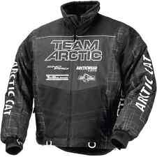 Arctic Cat™ Men's Team Arctic Pro Flex Snowmobile Jacket - Black/Gray - 5251-17_