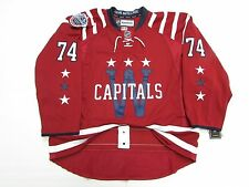 JOHN CARLSON WASHINGTON CAPITALS 2015 WINTER CLASSIC REEBOK EDGE 2.0 7287 JERSEY