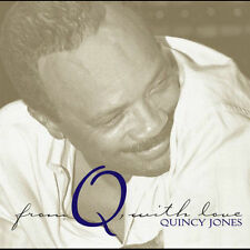 Quincy Jones - From Q With Love - New Factory Sealed DOUBLE CD