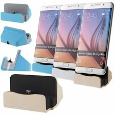 Charger Charging Dock Cradle Stand Station + Cable Fr Various Android Cell Phone