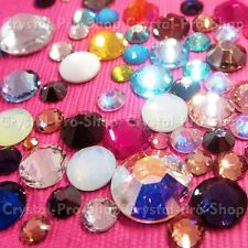 1440 Genuine Swarovski Hotfix Iron On 12ss Rhinestone Crystal 3.2mm Separate Gem