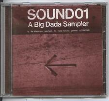 Various Artists - Sound 01 A Big Dada Sampler (CD 2001)