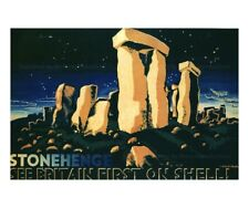 See Britain First on Shell, Stonehenge 1931