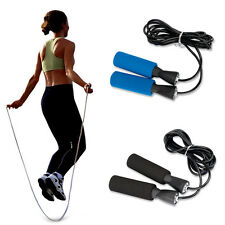 Aerobic Exercise Skipping Jump Rope Adjustable Boxing Bearing Speed Fitness Yoga