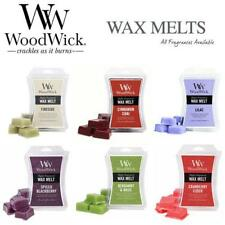 WoodWick Large Hourglass Wax Melts All Fragrances & FREE POSTAGE