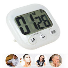 Large LCD Display Digital Kitchen Racing Alarm Count UP Down Cooking Timer Tools