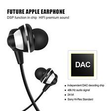 Durable In-Ear Bass Earphone Earbuds Headset Headphone For iPhone Lightning