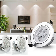 Dimmable 3W-20W CREE COB LED Ceiling Light Downlight Home Recessed Bulb Lamp