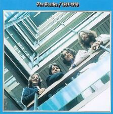 1967-1970 by The Beatles (CD, Oct-1993, 2 Discs, Capitol)