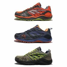 Hi-Tec Haraka Trail S Mens Running Shoes Sneakers Trainers Pick 1