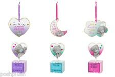 Hanging & Standing Plaque Friends Gift Collection by Me to You Tatty Teddy Bear