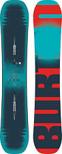 Burton Process Snowboard Mens Unisex Deck All Mountain Freestyle Freeride New