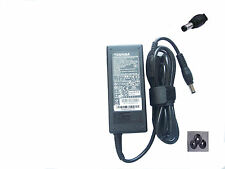Original 65W AC Adapter Power Supply Charger Toshiba Satellite laptop power cord