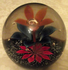 caithness crystal scotland paperweight ltd edition of 750