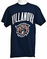 NCAA Villanova University Pride T-shirt Wildcats Graphic Tee Navy Blue NWT