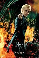 HARRY POTTER AND THE DEATHLY HALLOWS: PART II Movie Promo POSTER P Emma Watson