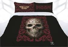 Anne Stokes Oriental Skull Dragon Quilt Doona Cover Set SINGLE DOUBLE QUEEN KING