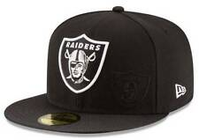 Official 2016 Oakland Raiders New Era 59FIFTY NFL On Field Fitted Hat