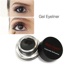 1pcs Gel Eyeliner Flower Water-proof And Smudge-proof Cosmetics Eye Liner Kit