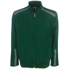 Antigua Golf Men's Flight Heavy Interlock Full Zip Jacket, Brand NEW