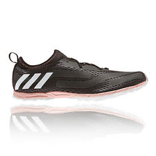 Adidas XCS Mens Black Running Athletics Track Field Sports Spikes Shoes