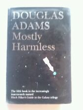 Mostly Harmless by Douglas Adams (1st Ed h/b 1992) Hitch Hiker's Guide series