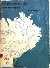 The Landscapes of Iceland: Types and Regions. Preusser, H.: