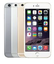 "Apple iPhone 6 16GB 64GB GSM ""Factory Unlocked"" Smartphone Gold Gray Silver"