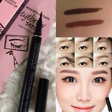 hot Long Lasting Brown 7 Days Sexy Eyebrow Tattoo Pen Liner Eye Makeup Cosmetic