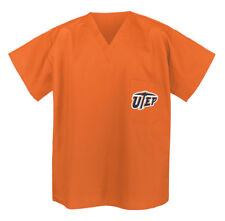 UTEP MINERS Shirt - RELAXING UTEP SCRUB Shirts - GREAT for HOME or WORK!