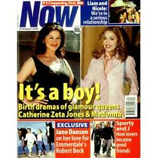 Madonna Now - 23rd August 2000 UK magazine MAGAZINE
