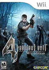 Resident Evil 4 Wii Edition Video Game For Nintendo Wii Console System
