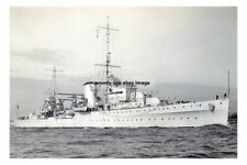 rp16636 - Royal Navy Warship - HMS Achille , built 1933 - photo 6x4
