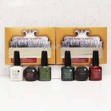 CND SHELLAC & ADDITIVES HOLIDAY KIT   Choose Charmed Collection Pack Set LIMITED