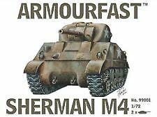 Hat Industries 99001 SHERMAN TANK 1:72 2pak