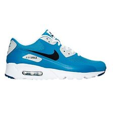Men's Nike Air Max 90 Ultra Essential Running Shoes Star Blue Many Sizes #748